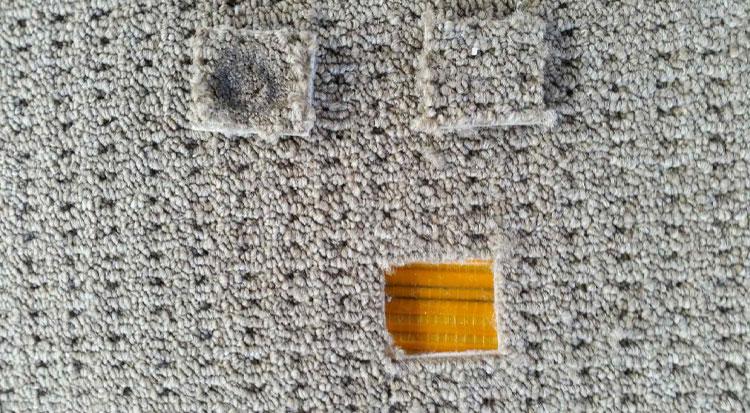 Cigarette Burn Carpet Repairs