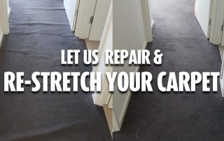 Carpet Re-Stretching Services Gold Coast